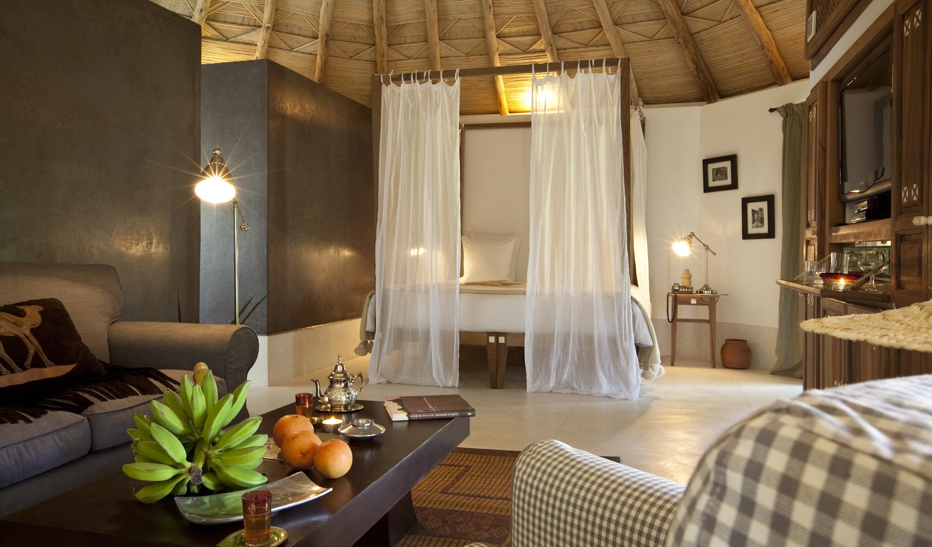 Hotel luxe MArrakech les 5 Djellabas