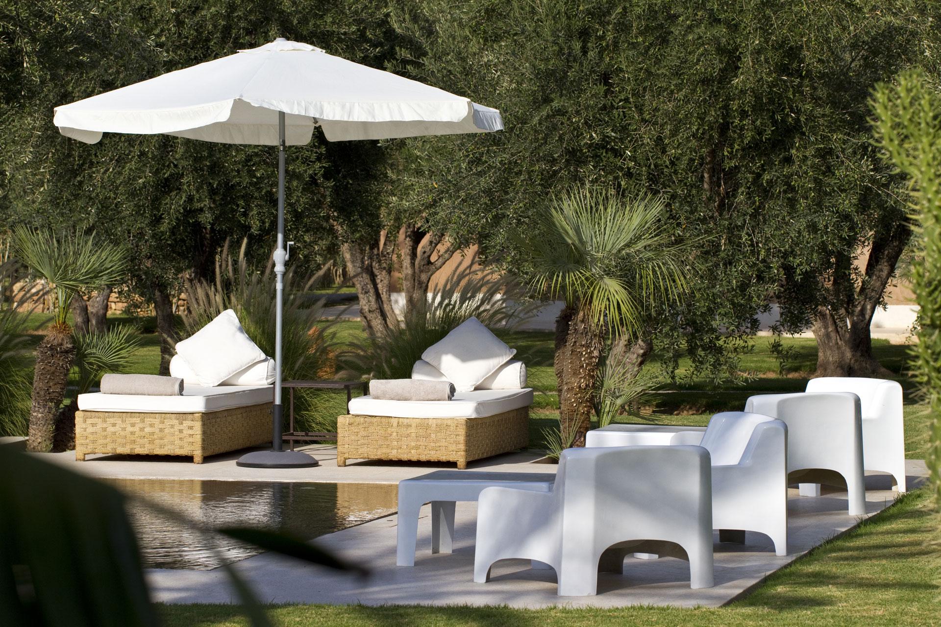 Piscine Marrakech hotel 5*