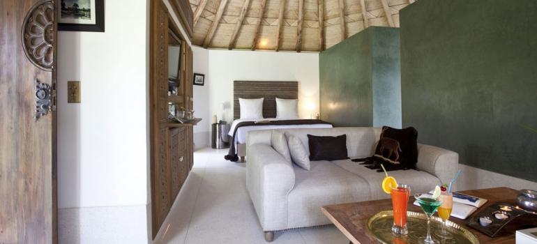 Luxury boutique hotel Marrakech