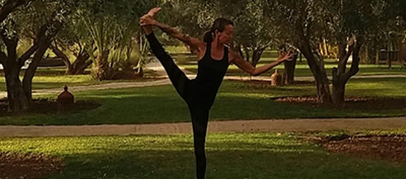 Retraite Yoga aux Cinq Djellabas – 1er au 4 Mai 2018